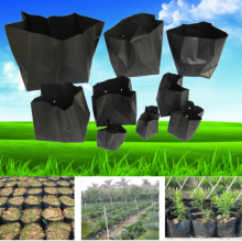 Non Woven Fabric Plant Grow Bags For Flowers And Vegetables