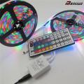 DC24V impermeable IP65 60LEDs SMD 5050 dirección RGB LED tira