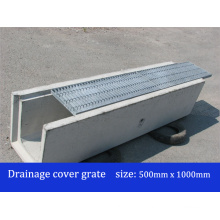 Drainage Cover Grating Panels