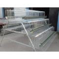 128 birds chicken layer cage for chicken farm