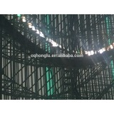 The football stadium steel structure rack