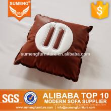 SUMENG nouvelle arrivée couleur marron emoji oreiller couverture CM005