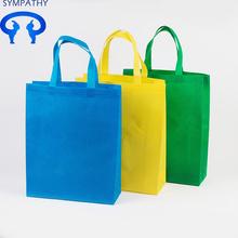 Özelleştirilmiş alışveriş çantası olmayan dokuma çanta