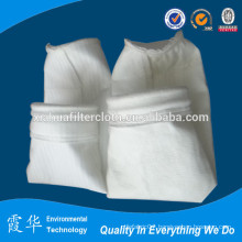 PP fiber filter bag for cement plant