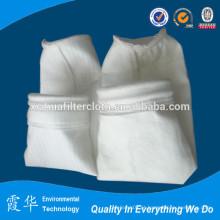 PP saco de filtro de fibra para fábrica de cimento