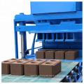 FL4-10 4pcs / mould automatische komprimierte Erde Erde Verriegelung Stein Block Maschine Preis