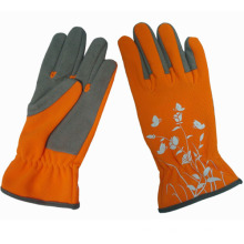 Jinrex Synthetic Leather Lady Garden Housewife Working Gloves