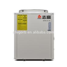 Bomba de calor verde inovativa do aquecedor de água quente da tecnologia do ECO-projeto para o anúncio publicitário usado
