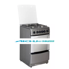 Indoor Stainless Steel Freestanding Gas Oven