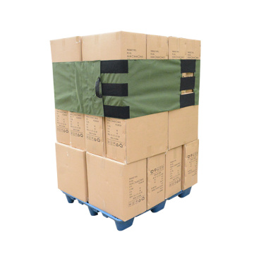 Canvas Green Reusable Pallet Wrapping Film Stretch