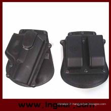Étui de pistolet Wa99 tactique Walther P99 avec étuis Magazine