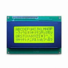 LCD Display with 5.0V Power Supply