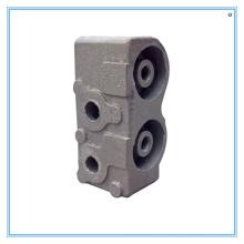 Peça de automóvel de alumínio com processo da carcaça da precisão, embalagem personalizada aceitada