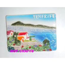 Ceramic Magnet, Ceramic Painting Magnet Crafts