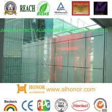 Mirror Silver Aluminum Composite Panel
