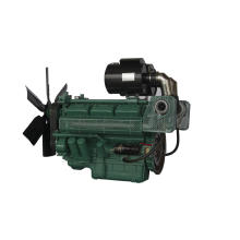 Wandi Diesel Genset Motor (610KW)