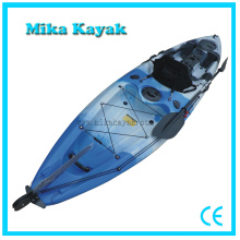 Professional Fishing Boats Sit on Top Pedal Kayak with Rudder