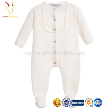 Plain Knitted Baby Cashmere Layette