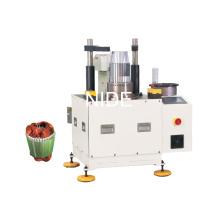 Máquina de inserción de bobina de bobina de estator de motor semi-automática