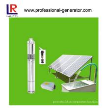 Öffnen Sie gut Unterwasser-Solar-Wasser-Pumpe, DC-Pumpe
