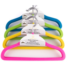 Flocked Children's Hangers