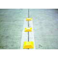 Hot Sale Roadway Products Traffic Safety Sign ABS Plastic Road Stud