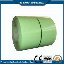 0,45 mm 0,5 mm PPGI Steckverfahren verzinkte Stahl-Coils