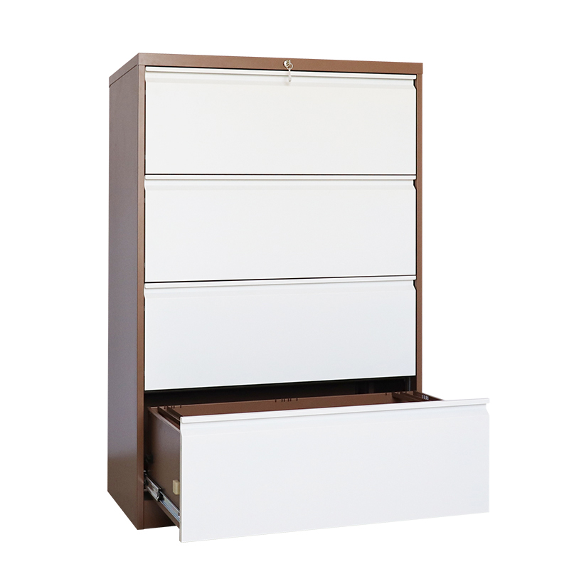 Best Quality Steel Office Furniture 4 Drawer