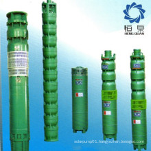 "QS cast body 1""inch submersible pump"