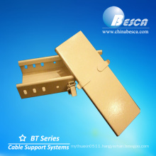 Powder Coated yellow Cable Trunking
