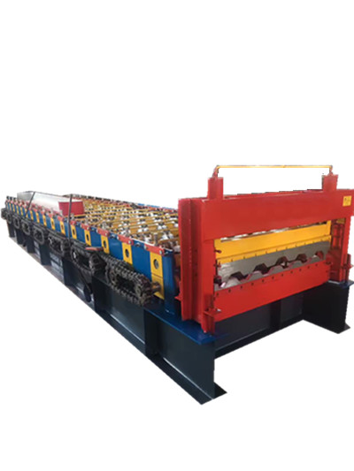 DX+Fully+Automatic+Container+Panel+Roll+Forming+Machine