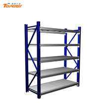 meduim duty warehouse storage metal shelf