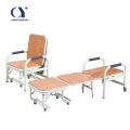 Cadeira cama hospitalar cadeira cama dobrável