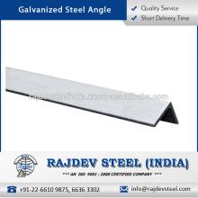 Exportador líder de ángulo de acero galvanizado de alta calidad a un precio razonable