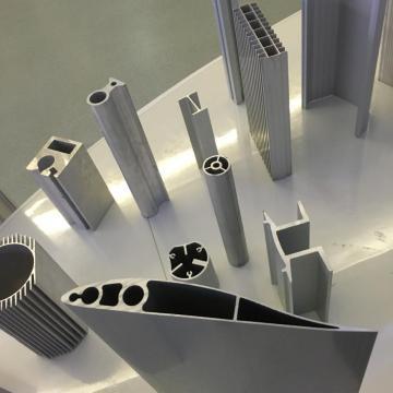 Aluminium-Profil der Industrie