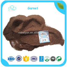 80Mesh Garnet Sand For Waterjet Cutting With Factory Price For Abrasive