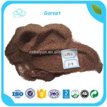 80mesh сетки печатания полиэфира Гранатовый песок для Гидроабразивной резки с заводской цене для абразива