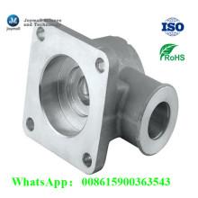 Kundenspezifische Aluminium Sandguss Rohrverbinder Hintern Gelenk