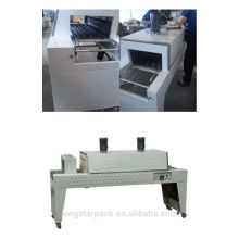 400mm PE film_Heat small shrink wrapping machine BS400L 11