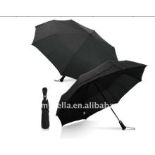 27 inch promotional mini Auto open and close 3 fold umbrella