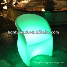 levou bar cadeira atacado colourfull LED bar sofá crescer luzes