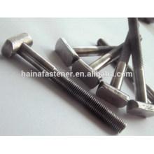 T-Schraube, T-Schraube, Stahl T-Schraube, T-Kopfschraube