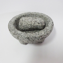Granite Authetic Mexican Molcajete/Mortar and Pestle