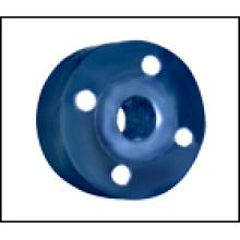 Junta de dilatación de caucho Viton Pn10 / Pn16