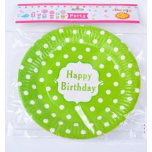 Noël enfants mignon plaque de papier design