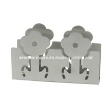 Porte-serviette élégante en acier inoxydable / porte-serviette en métal / porte-serviettes / serviette en soie (SE6302)