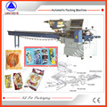 Swsf-450 Sponge Foam Automatic Pillow Bag Wrapping Packing Machine