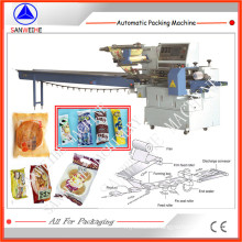 Swsf-450 High Speed Servo Driving Automatic Forming Filling Sealing Machine
