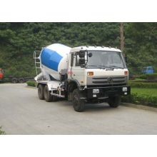 Double rear bridge concrete agitator trucks for sale