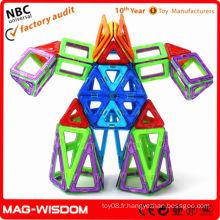 Matériel d'éducation à l'apprentissage magnétique